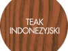 Teak indonezyjski